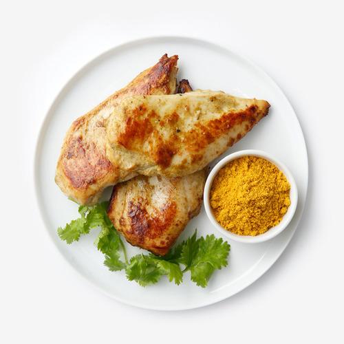 [무료배송] [파워닭] 치킨브레스트 카레맛 1kg