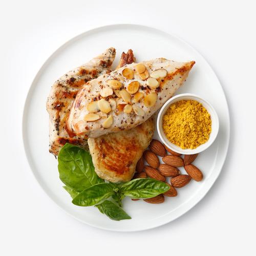 [무료배송] [파워닭] 치킨브레스트 3가지맛 1kg