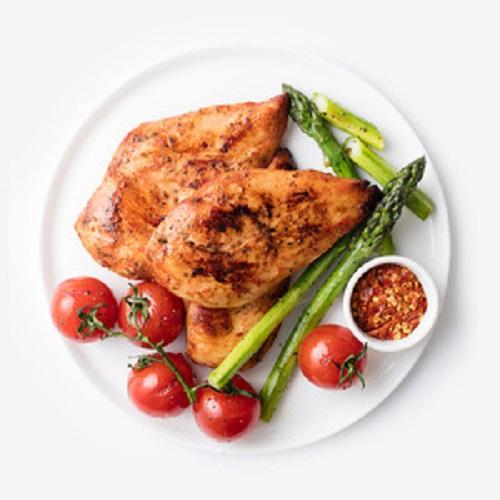 [무료배송] [파워닭] 치킨브레스트 매콤토마토맛 10kg