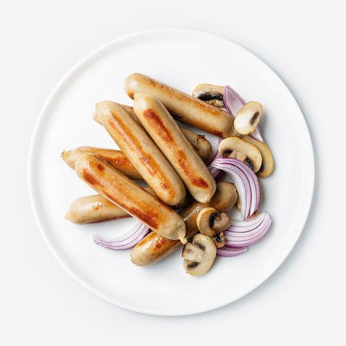 [무료배송] [파워닭] 닭가슴살 수제 소시지 불고기맛 10팩