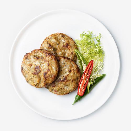 [무료배송] [파워닭] 치킨 스테이크 고추맛 100팩