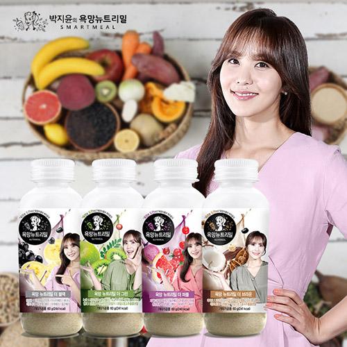 [무료배송+할인] [욕망] 박지윤의 욕망뉴트리밀 보틀형 4병